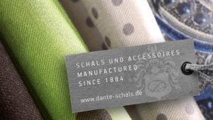 Ettikett Dante Schals und Accessoires