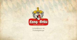Logo Firma Lang Bräu